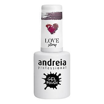 Vernis à ongles Gel semi-permanent Andreia 307 (10,5 ml)