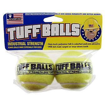 Petsport Tuff Ball Dog Toy - Original - 2 Pack