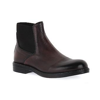 Exton soft chestnut shoes