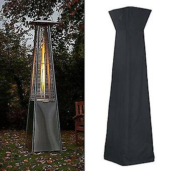 Outdoor furniture covers waterproof gas pyramid patio heater cover garden furniture protector waterproof cover 221*42cm