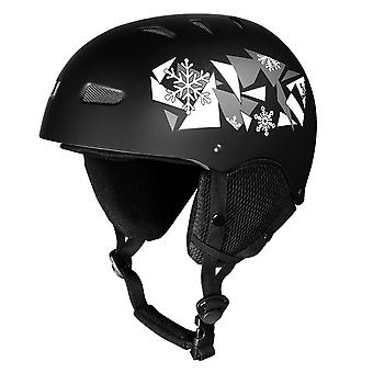 Clispeed 12 Vents Ski Helmet Shock Absorption Snowboarding Helmet Head Protective Gear Men Women Skating Skateboard Skiing Helmet