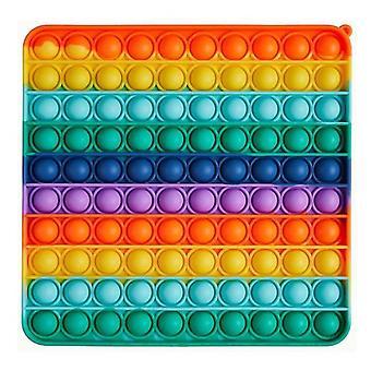 Hywell Pop It Fidget Toys Giant, Popit Jeux Pas Cher, Poppit Grande Antisress Toy Multicolor, Fidjetoys Anti Stress, Popits Xxl