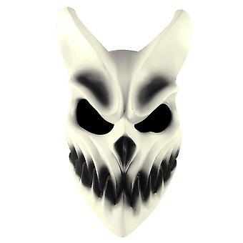 Dark Sons Deathcore -yhtyeen naamio Halloween-karnevaali rekvisiitta