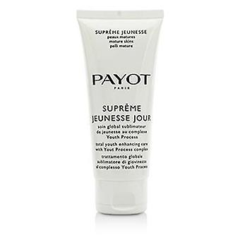 Payot Supreme Jeunesse Jour Youth Process Total Youth Enhancing Care - For Mature Skins - Salon Size - 100ml/3.3oz