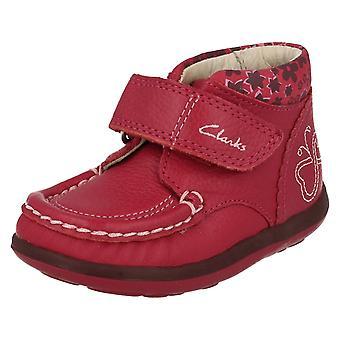 Clarks Girls Casual Boots Alana Fay
