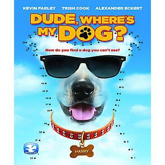 Dude där min hund [Blu-ray] USA import