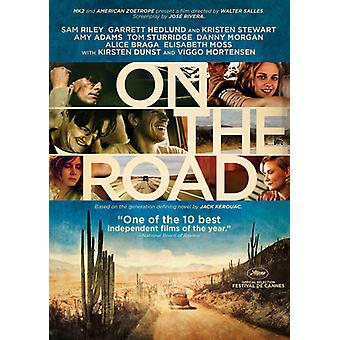 On the Road [BLU-RAY] USA import