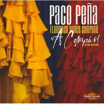 Paco Pena - A Compas! to the Rhythm [CD] USA import