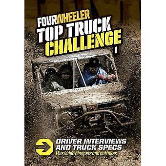 Four Wheeler Top Truck Challenge I [DVD] USA import