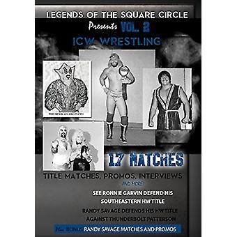 Best of Icw Wrestling Vol. 2 [DVD] USA import