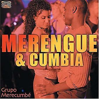 Grupo Merecumbe - Merengue & Cumbia (Columbia) [CD] USA import