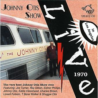 Johnny Otis - Live in Los Angeles 1970 [CD] USA import