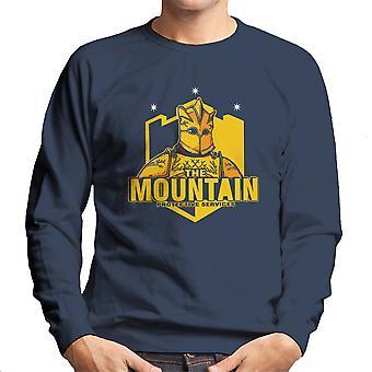 The Mountain Protective Services Gregor Clegane Game Of Thrones Men's Sweatshirt