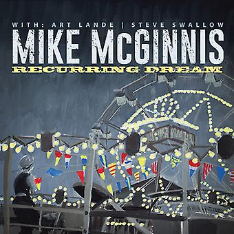 Mike McGinnis - Recurring Dream [CD] USA import