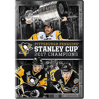 2017 Stanley Cup-mästare [DVD] USA import