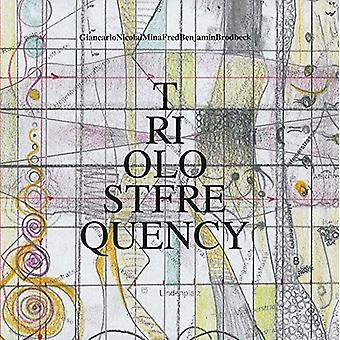 Trio Lost Frequency - Found Frequency [CD] USA import