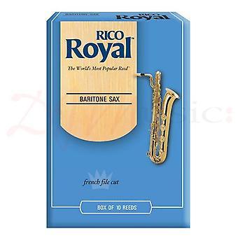 Rico Royal Baritone Sax Reeds - 1.5