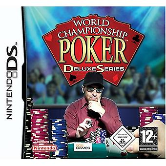 World Championship Poker Deluxe Series (Nintendo DS) - New