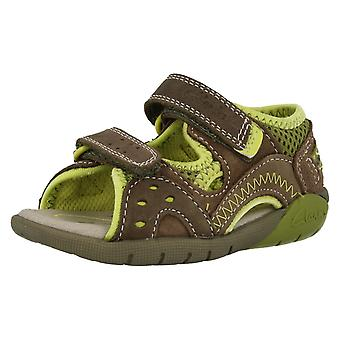 Boys Strappy Sandals Pugsley