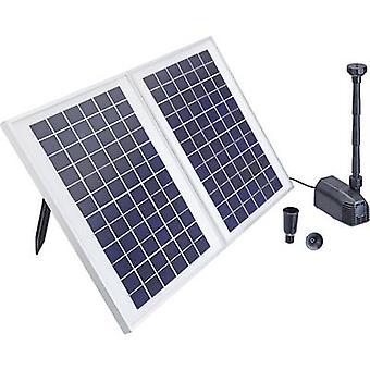 Pontec PondoSolar 1600 43326 Solar pumpen indstillet 1600 l/h
