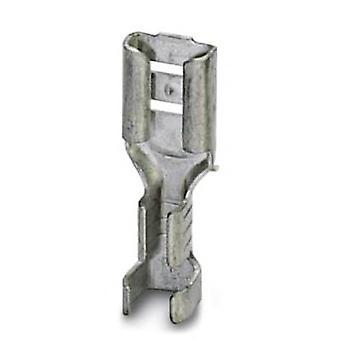 Phoenix kontakt 3240154 blad beholder kontakten bredde: 4.8 mm kontakt tykkelse: 0,5 mm 180 ° ikke isolert Metal 100 eller flere PCer