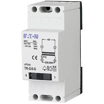 Eaton 272483 klok transformator 4 V AC, 8 V AC, 12 V AC 2 A