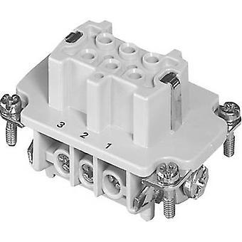 Amphénol C146 10B006 002 1-1 Socket Insert Connecteurs lourds