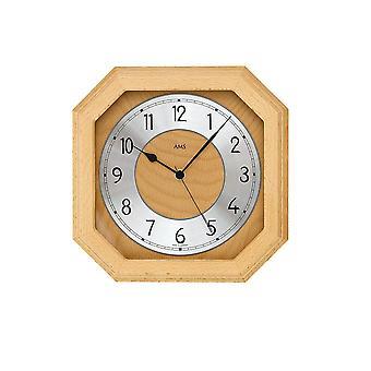 Radio di orologio parete AMS - 5864-18