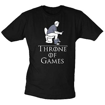 Trono di giochi t-shirt