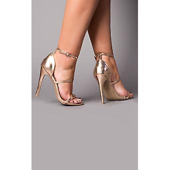 IKRUSH Womens Honor Party High Heels