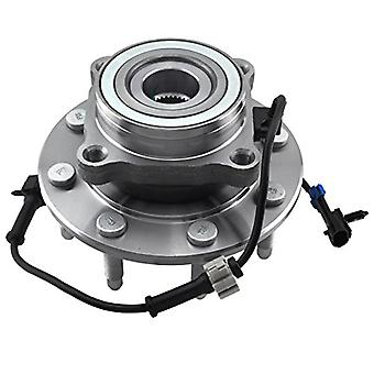 WJB WA515058 - Front Wheel Hub Bearing Assembly - Cross Reference: Timken SP580310/Moog 515058/SKF BR930416