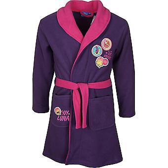 Holky DHQ2205 Soy Luna fleece obliekanie šaty veľkosť: 6 -12 rokov