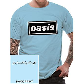 Oasis - Definitely Maybe (Unisex)   T-Shirt