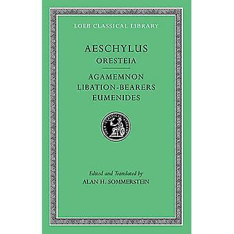 Aischylos - v. II - Orestien - Agamemmon - dryckesoffer-bärare - Eumenidernas