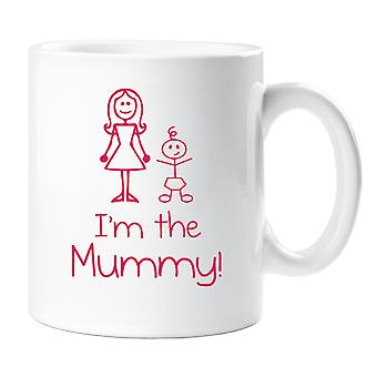 Jeg er mor-krus