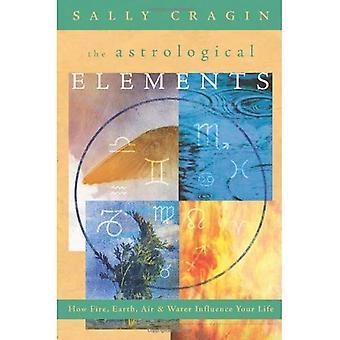 De astrologische elementen: Hoe vuur, aarde, lucht en Water invloed op je leven