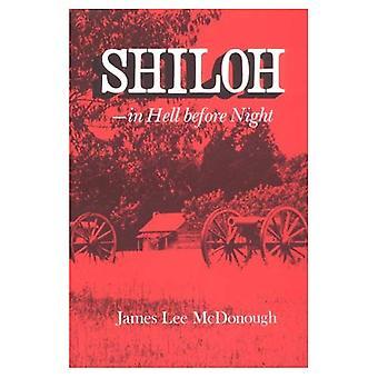 Shiloh, in de hel voor de nacht