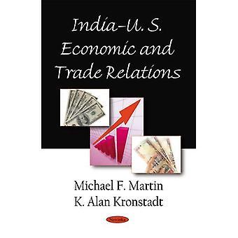 Índia-EUA económica e as relações comerciais