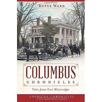 Crônicas de Colombo: Contos do Mississipi leste (American Chronicles (história imprensa))