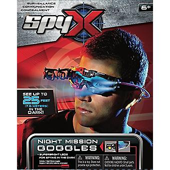 SpyX 10300 Mission nocturne, noir