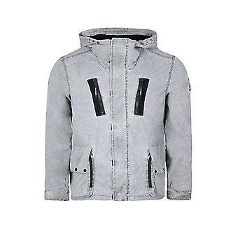 MARSHALL ARTIST Washed Grey Fragment Process Jacket