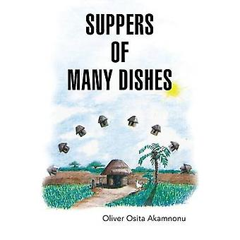 Suppers of Many Dishes Part 1 by Akamnonu & Oliver Osita