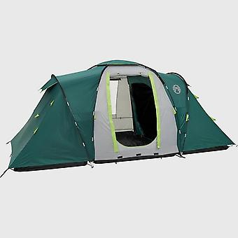 New Coleman Spruce Falls 4 Family Tent Green