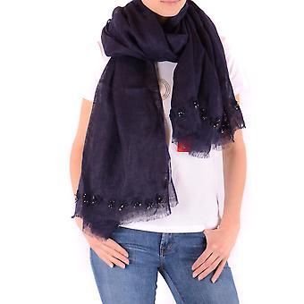 Altea Ezbc048132 Donne's Sciarpa di lino blu