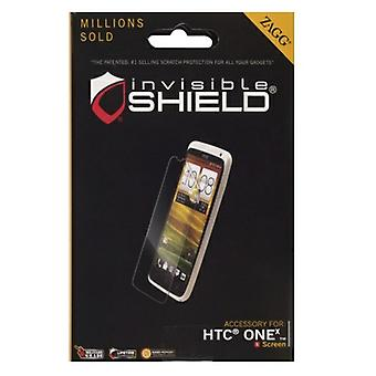 Zagg invisibleSHIELD Screen Protector for HTC One X (Front Only)