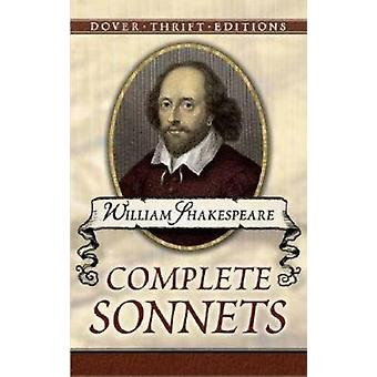 Sonnets by William Shakespeare - 9780486266862 Book