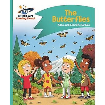 Reading Planet - The Butterflies - Turquoise - Comet Street Kids by Ad