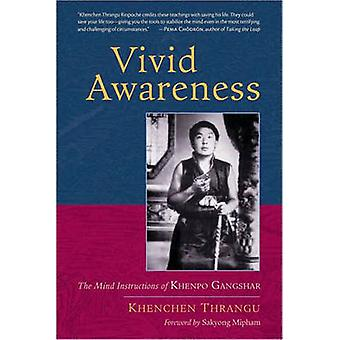 Vivid Awareness - The Mind Instructions of Khenpo Gangshar by Khenchen