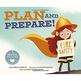 Plan and Prepare! by Charles Ghigna - 9781684100743 Book