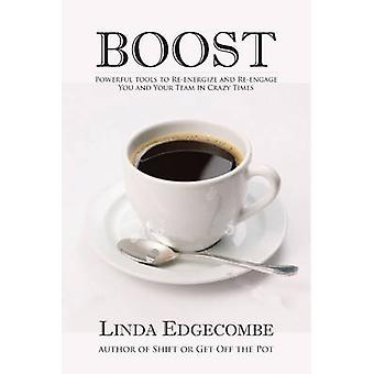 Boost! - Re-Energize & Re-Engage You & Your Team in Crazy Times by Lin